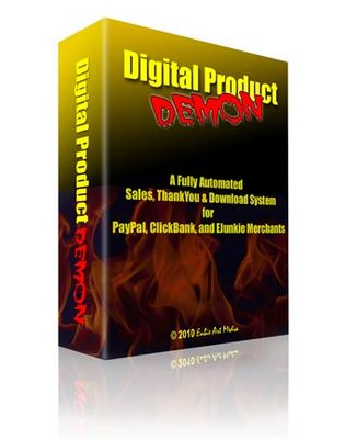 Product picture Digital Delivery Demon For WordPress